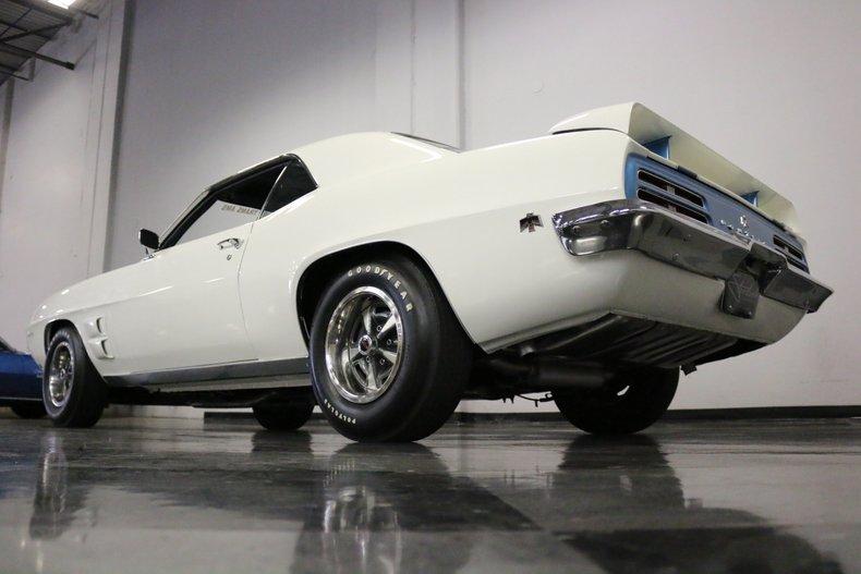 1969 Pontiac Firebird 28