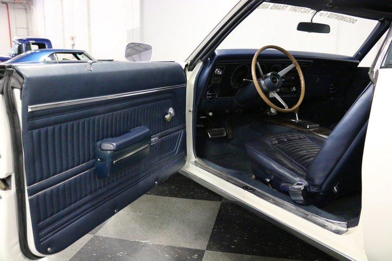 1969 Pontiac Firebird 45