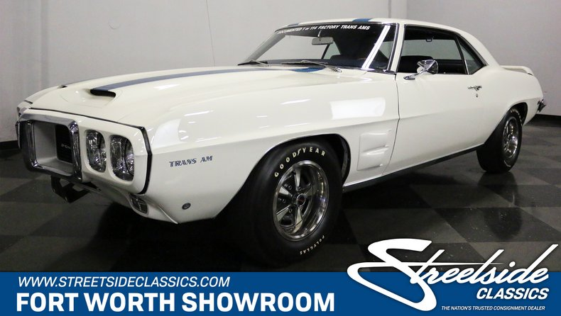 1969 Pontiac Firebird 1