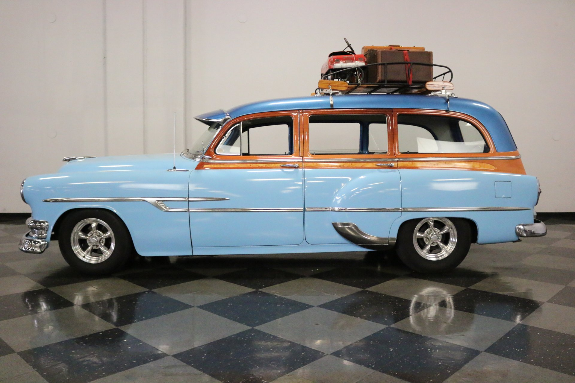 1954 pontiac chieftain station wagon
