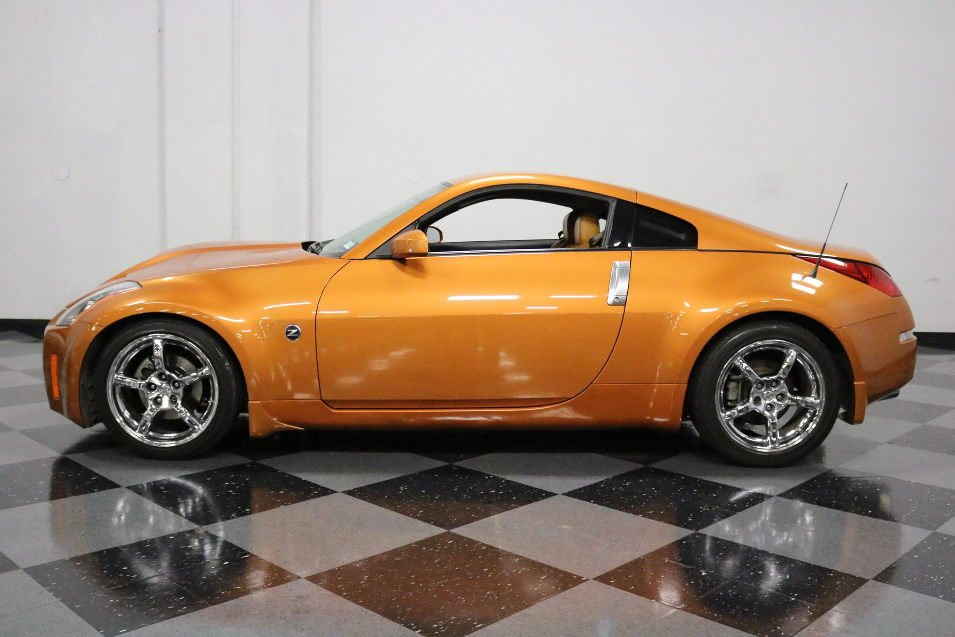 2005 nissan 350z supercharged