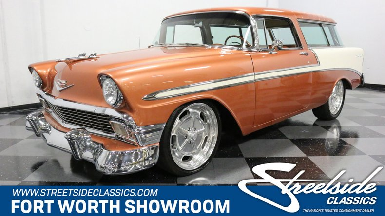For Sale: 1956 Chevrolet Nomad