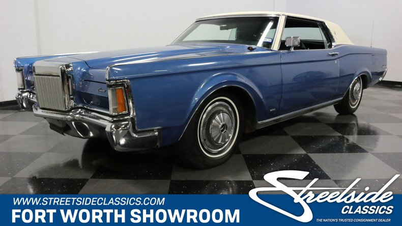 1971 Lincoln Continental Streetside Classics The Nation S