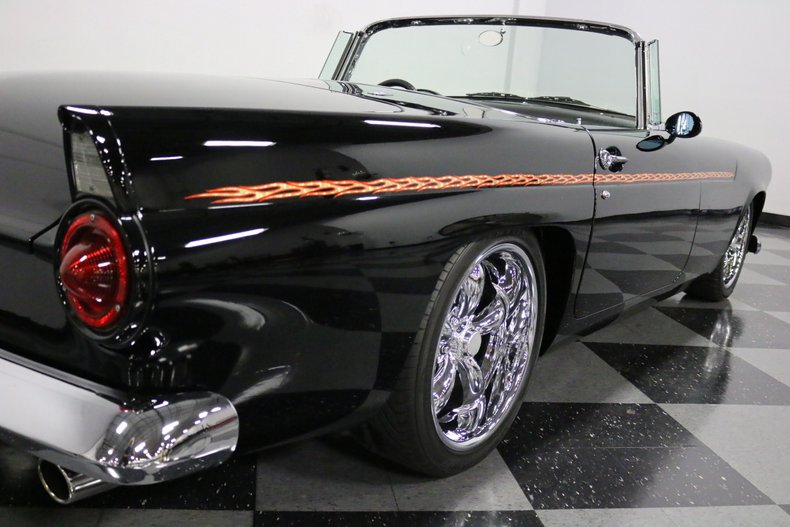 1956 Ford Thunderbird 86