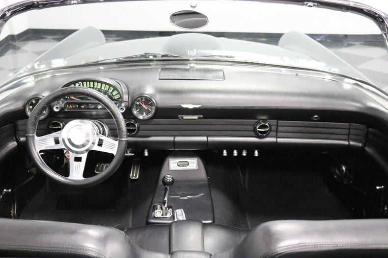 1956 Ford Thunderbird 58
