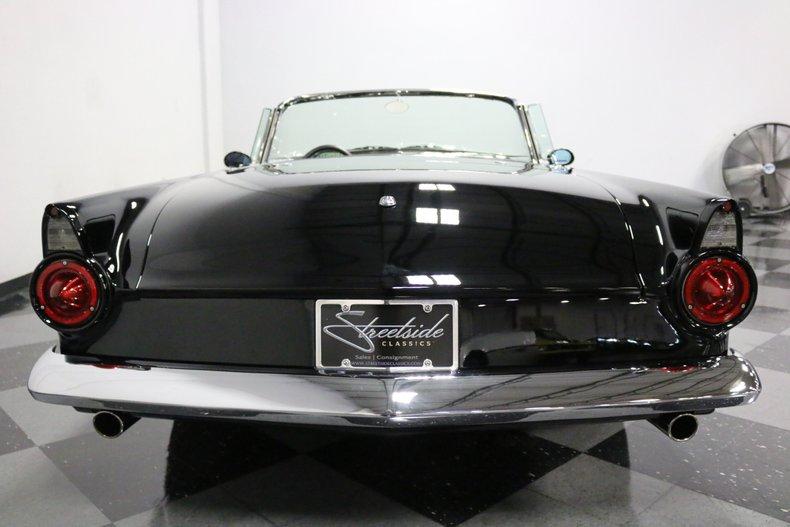 1956 Ford Thunderbird 11
