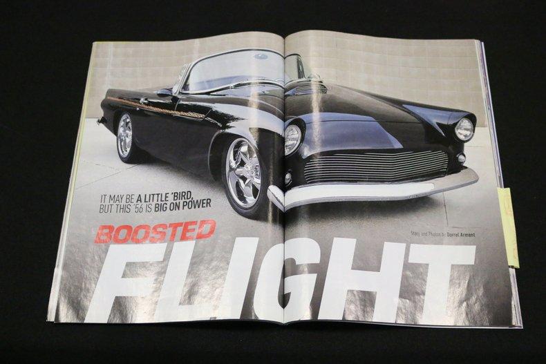 1956 Ford Thunderbird 70