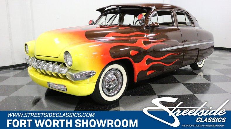 1950 Mercury Eight For Sale