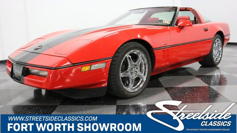 For Sale: 1990 Chevrolet Corvette