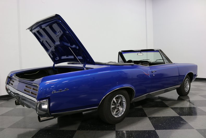 1967 Pontiac GTO 46