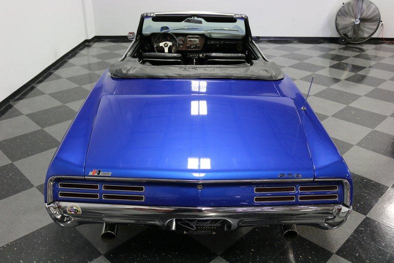 1967 Pontiac GTO 35