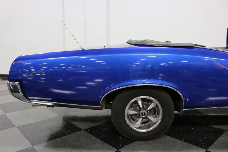 1967 Pontiac GTO 39