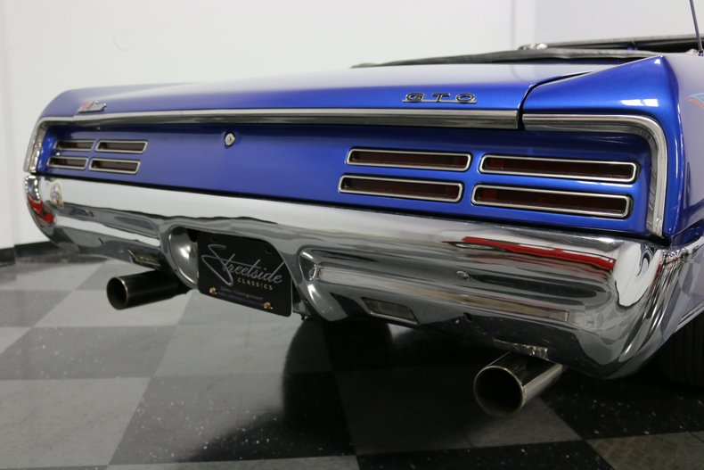 1967 Pontiac GTO 36