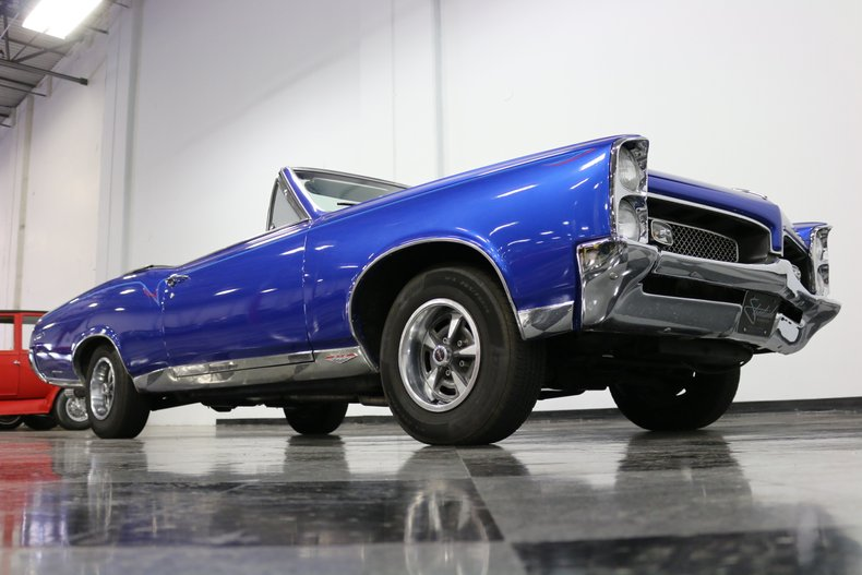 1967 Pontiac GTO 42