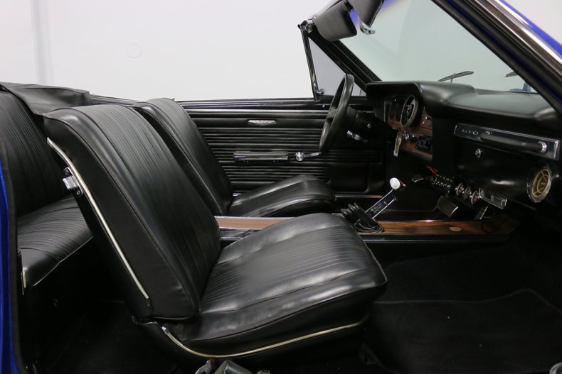 1967 Pontiac GTO 63