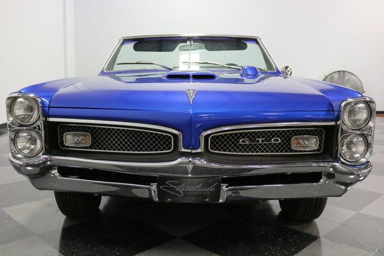 1967 Pontiac GTO 19