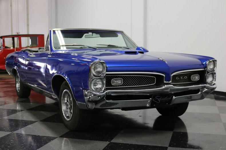 1967 Pontiac GTO 18