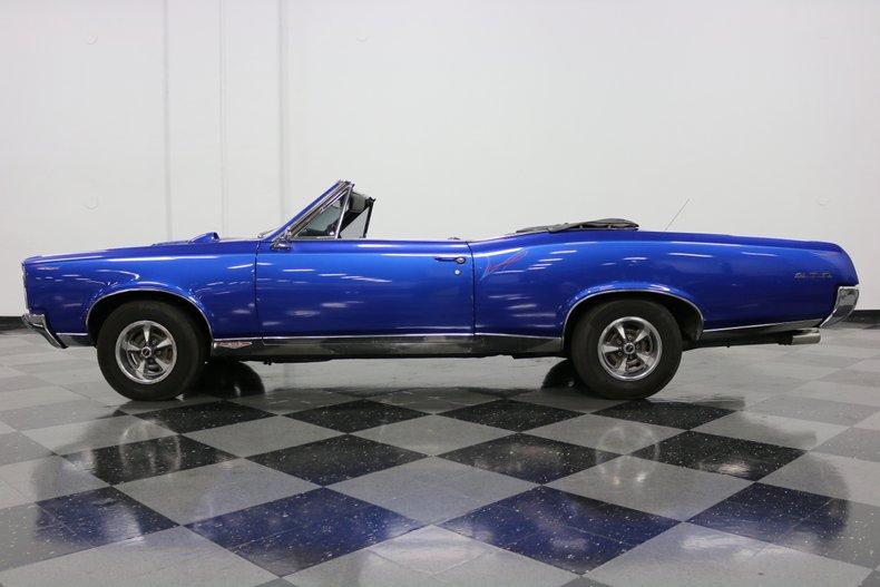 1967 Pontiac GTO 7
