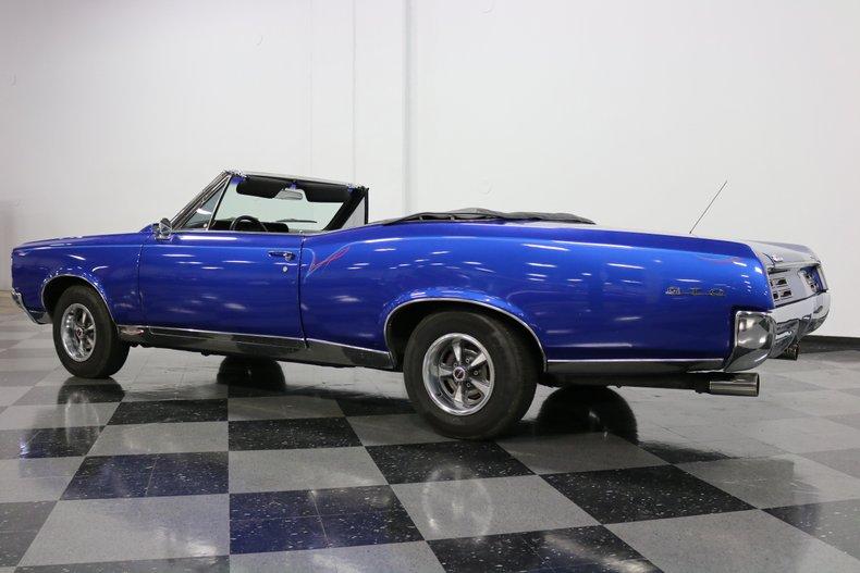1967 Pontiac GTO 8