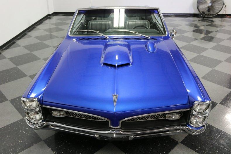1967 Pontiac GTO 26