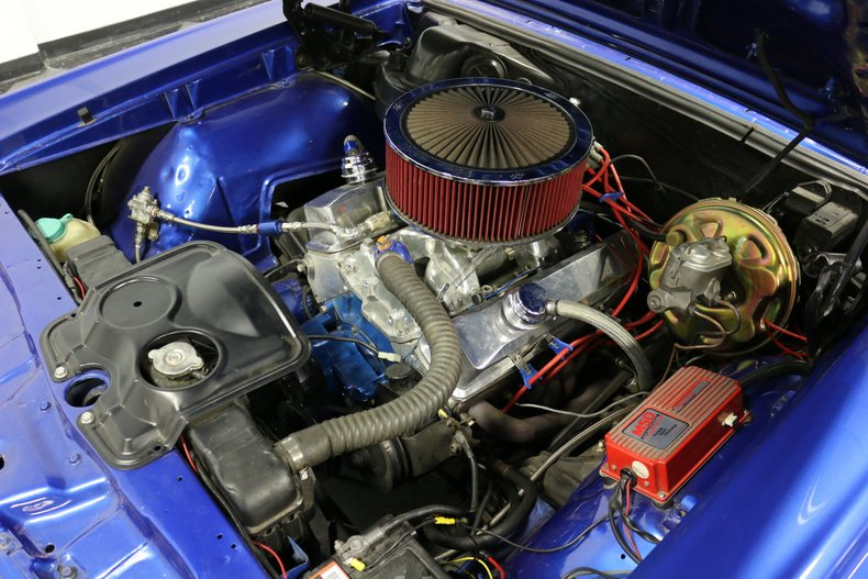 1967 Pontiac GTO 45