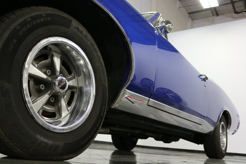 1967 Pontiac GTO 28