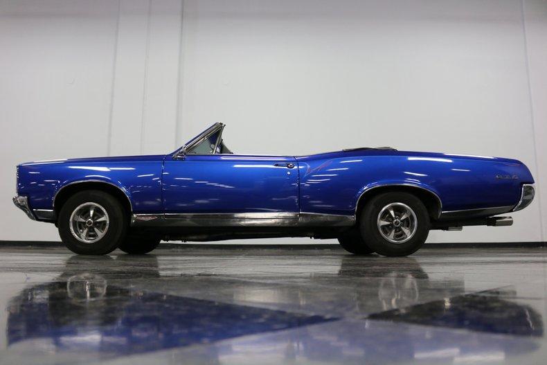 1967 Pontiac GTO 29