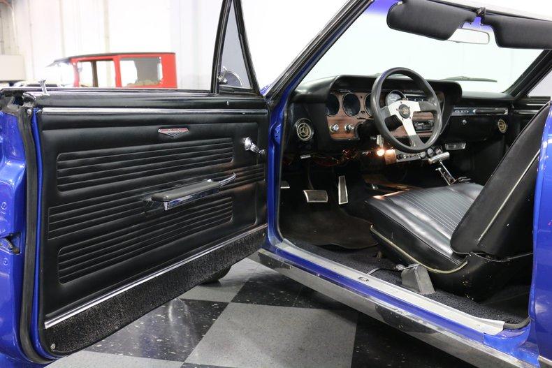 1967 Pontiac GTO 50