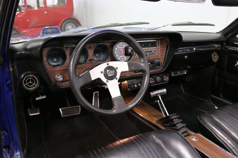1967 Pontiac GTO 52
