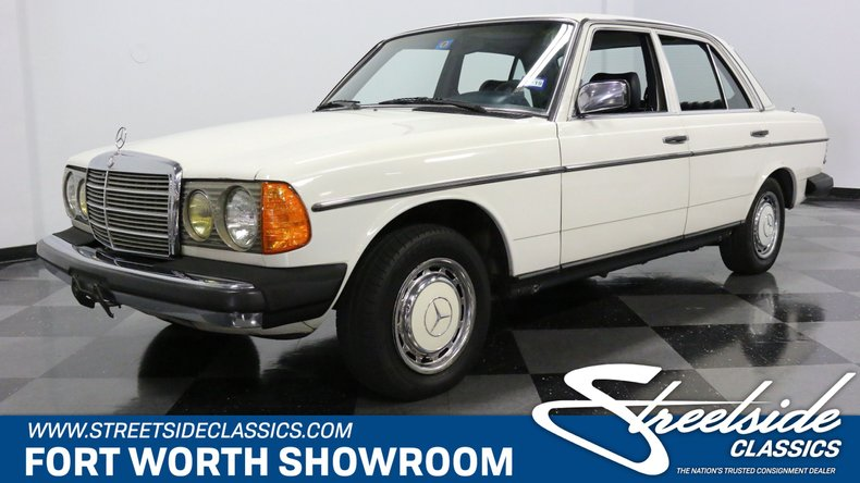 1981 Mercedes-Benz 240D For Sale