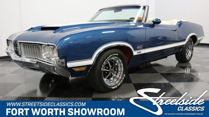 For Sale: 1970 Oldsmobile 442