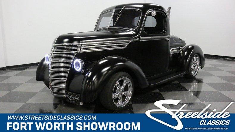 For Sale: 1938 International D-2