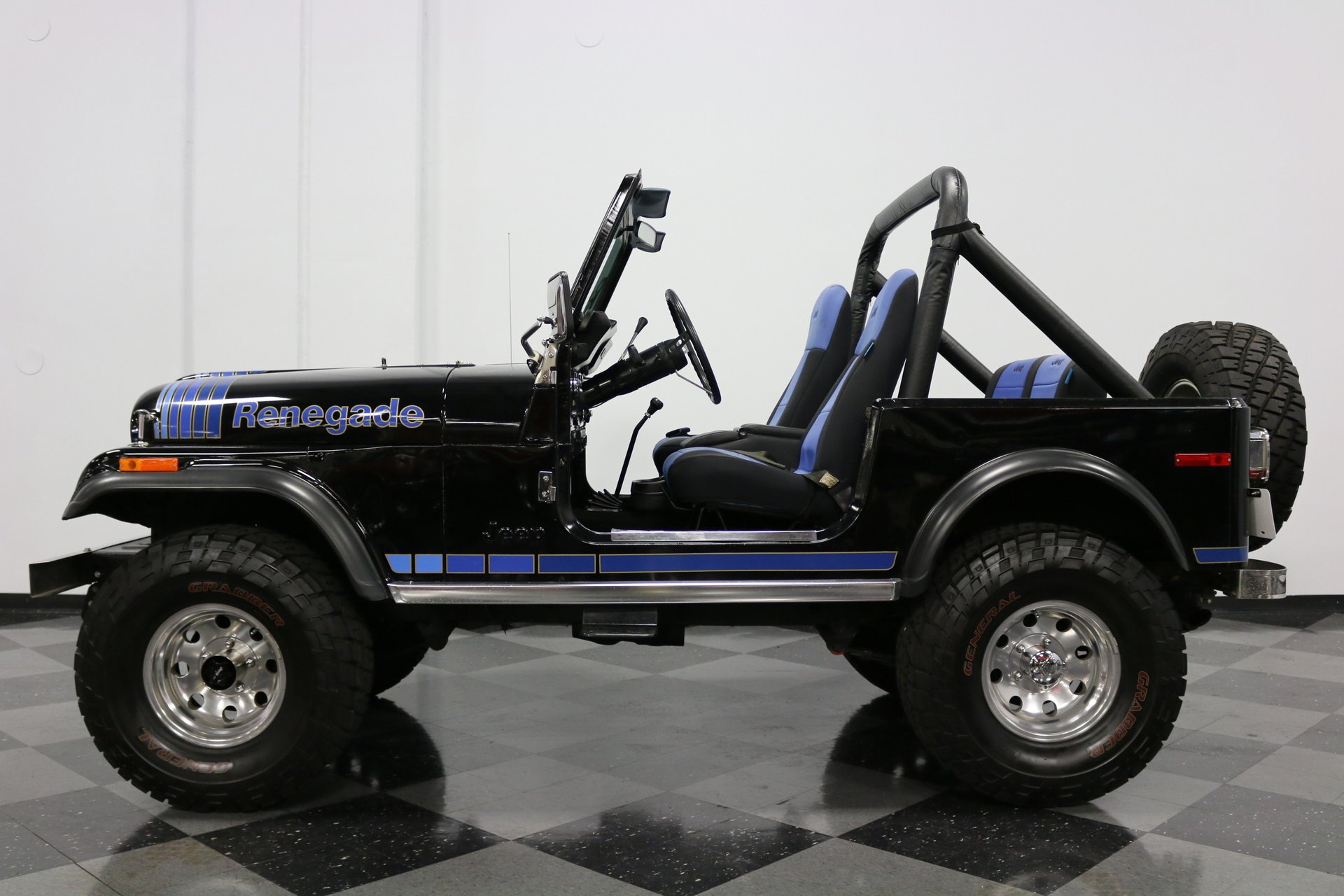 1980 jeep cj7 renegade