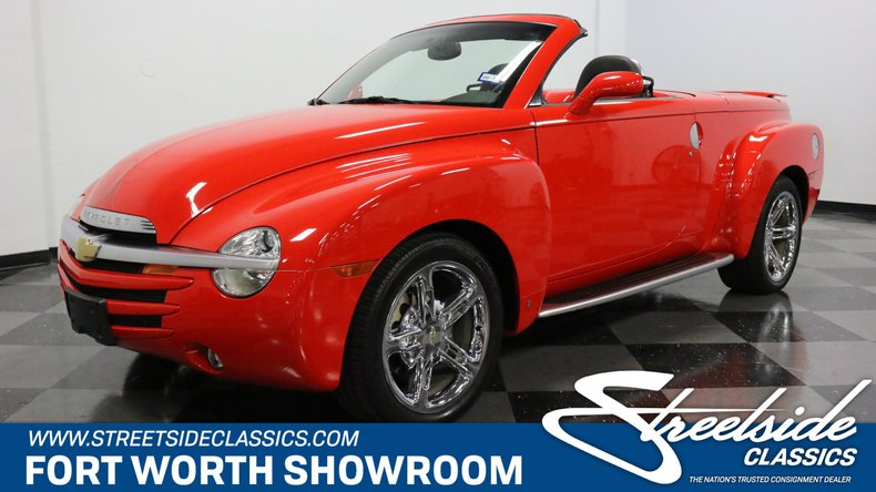 2006 Chevrolet Ssr Streetside Classics The Nation S