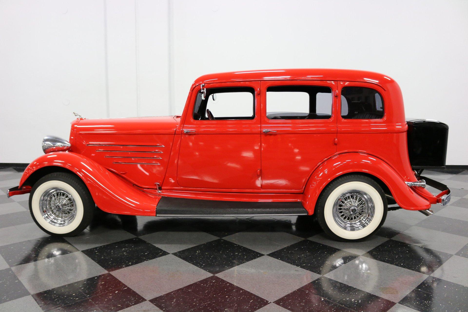 1934 dodge sedan streetrod
