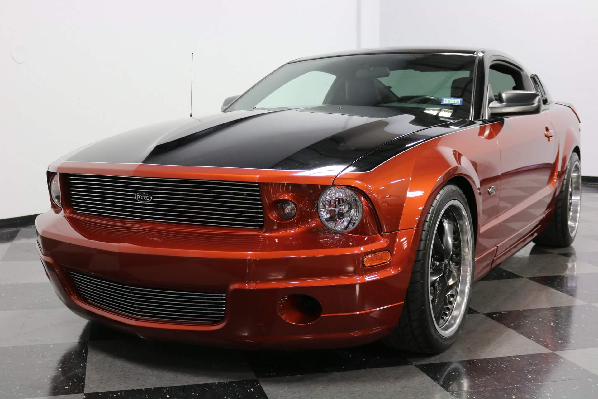 2007 ford mustang streetside classics the nations trusted