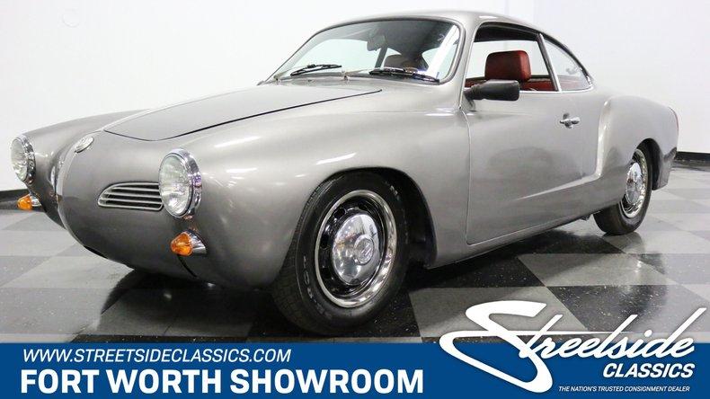 For Sale: 1972 Volkswagen Karmann Ghia