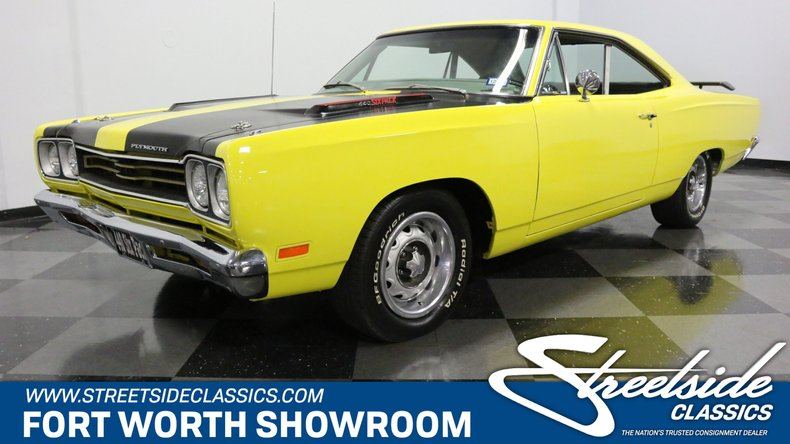 For Sale: 1969 Plymouth Sport Satellite