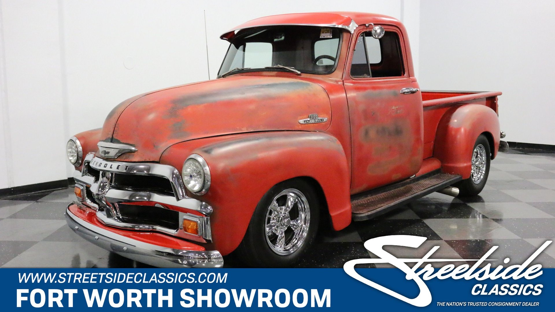 1955 chevrolet 3100 first series