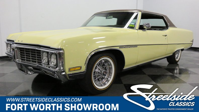For Sale: 1970 Buick Electra