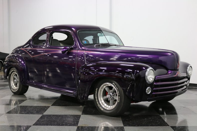1946 Ford Coupe 17