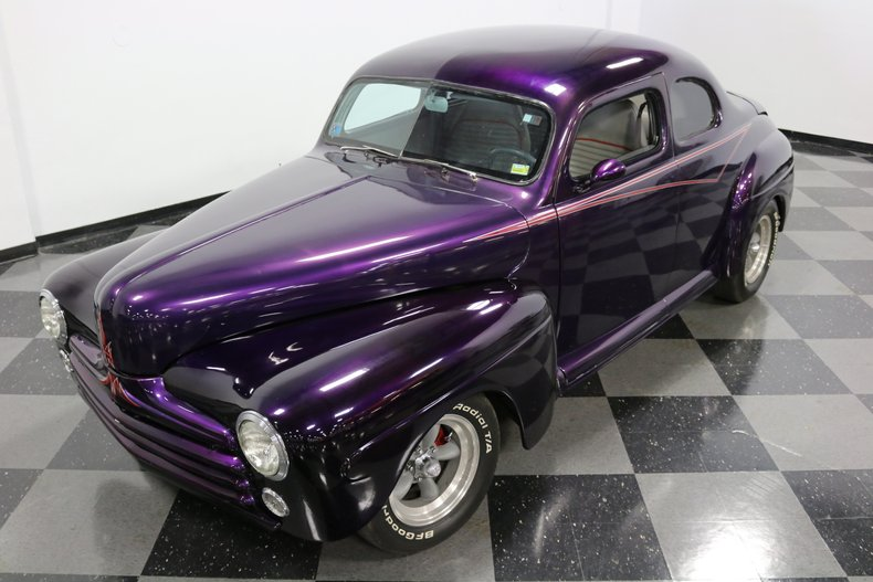 1946 Ford Coupe 21
