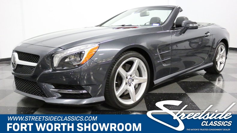For Sale: 2013 Mercedes-Benz SL 550