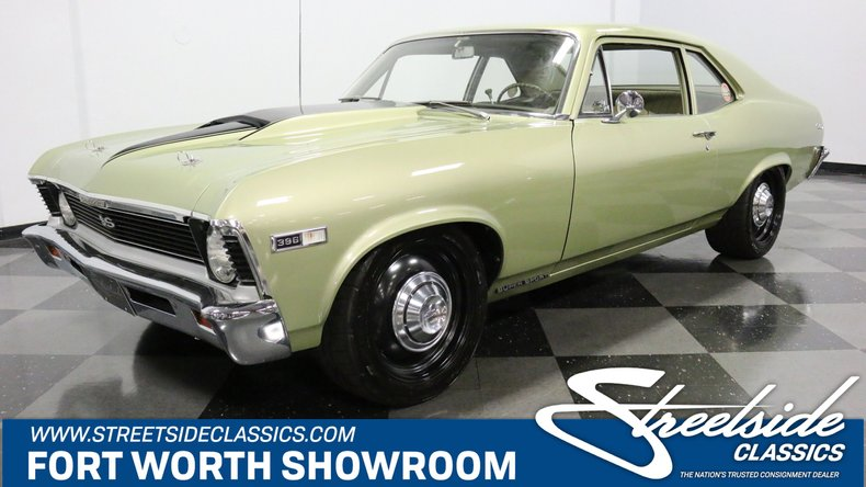 For Sale: 1968 Chevrolet Chevy II