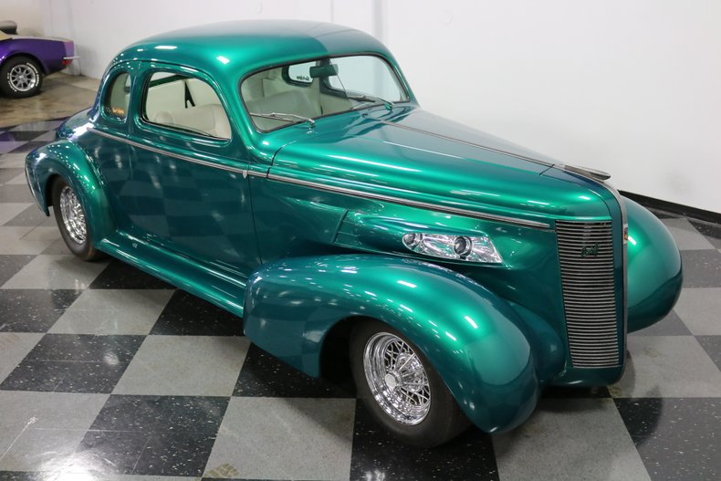 1937 Buick Coupe 70