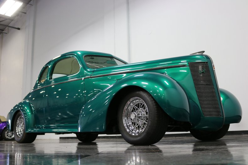 1937 Buick Coupe 38