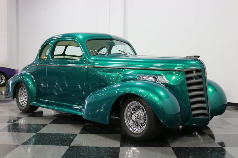 1937 Buick Coupe 17