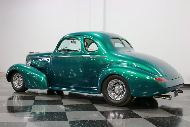 1937 Buick Coupe 8