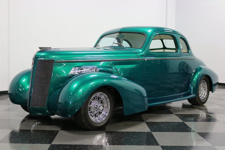 1937 Buick Coupe 5