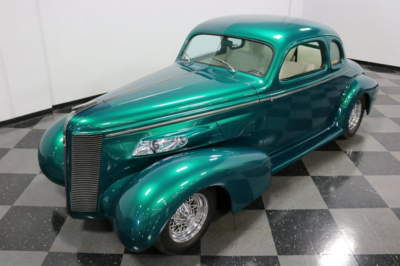 1937 Buick Coupe 21
